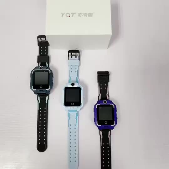 Network 4G camera watch GPS new smart watch phone and message watch