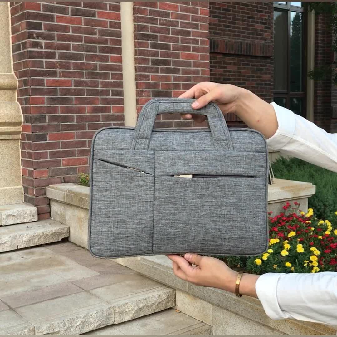 2019 cheap luxury stylish designer trolley waterproof notebook bags laptop bag for mens