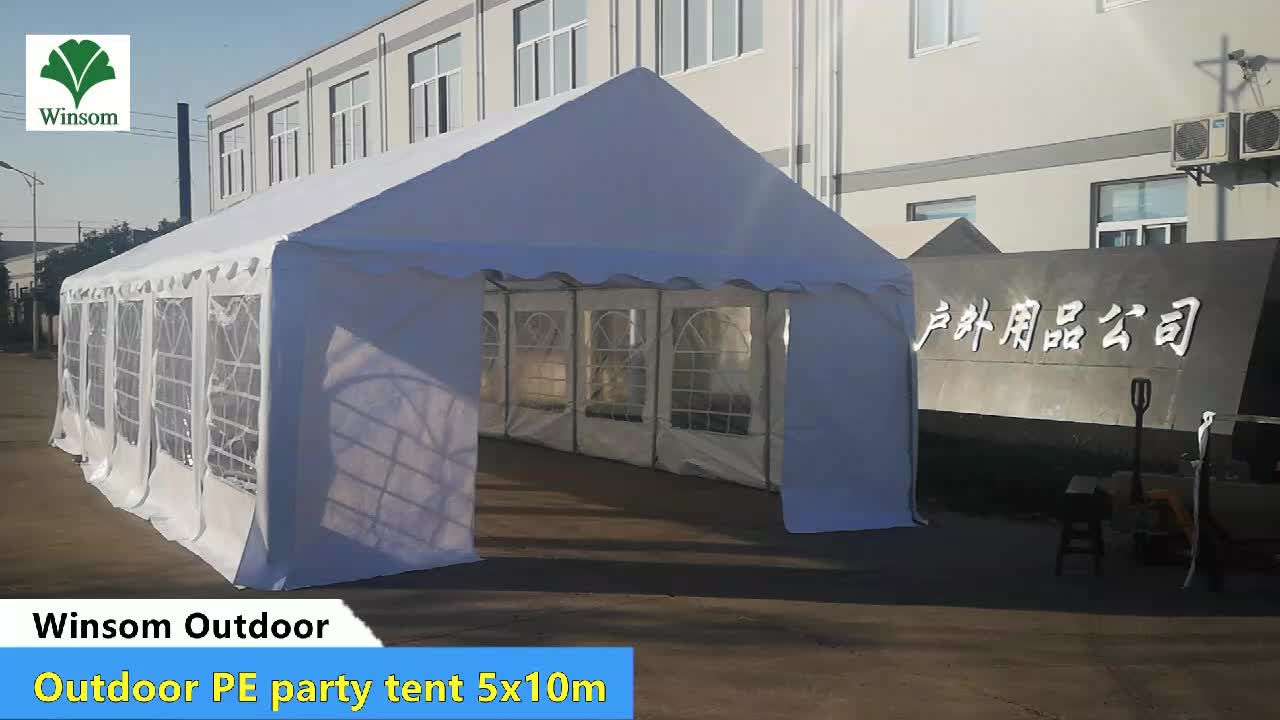 16x32ft  big hall party tent party marquee wedding tent