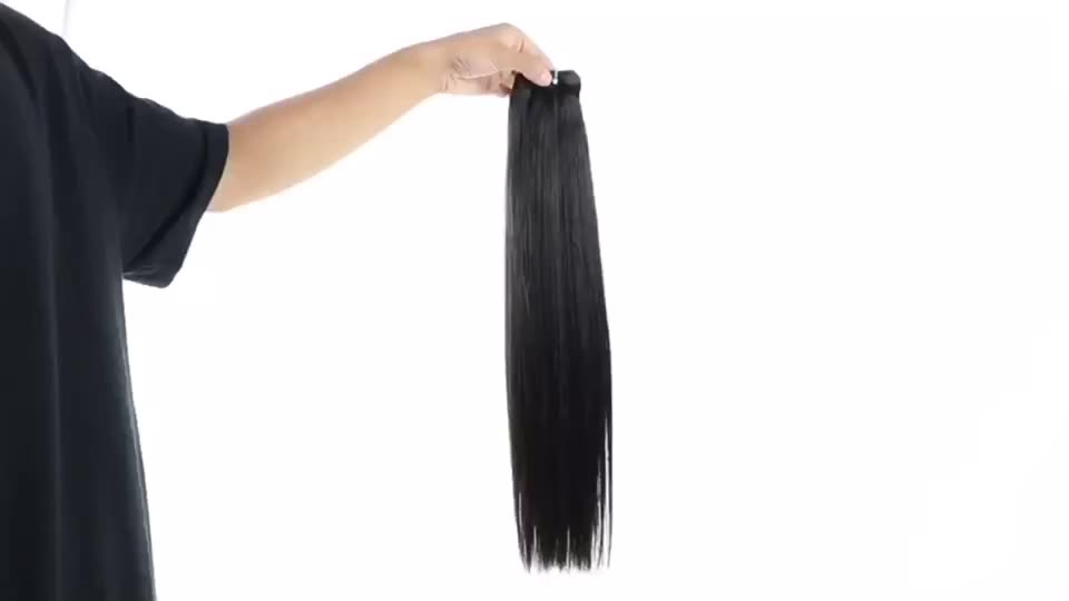 Hair Factory Unprocessed Raw Wholesale Cuticle Aligned Hair Vendors Natural Color weave Bundles Mink Brazilian Human Hair