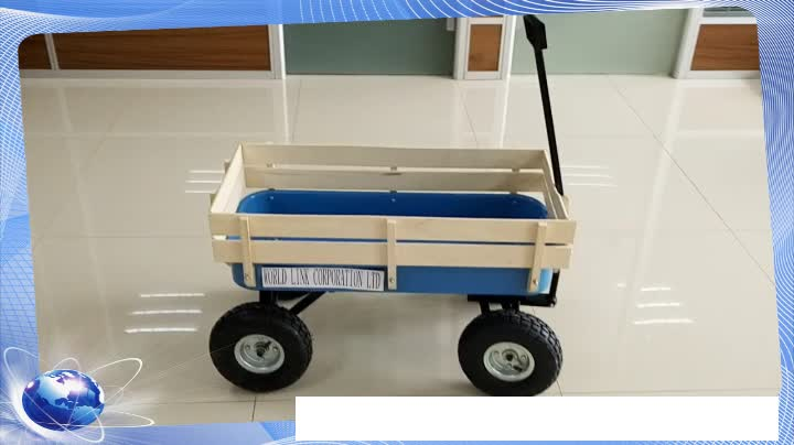 Super Quality & Low Price Folding Garden Wagon