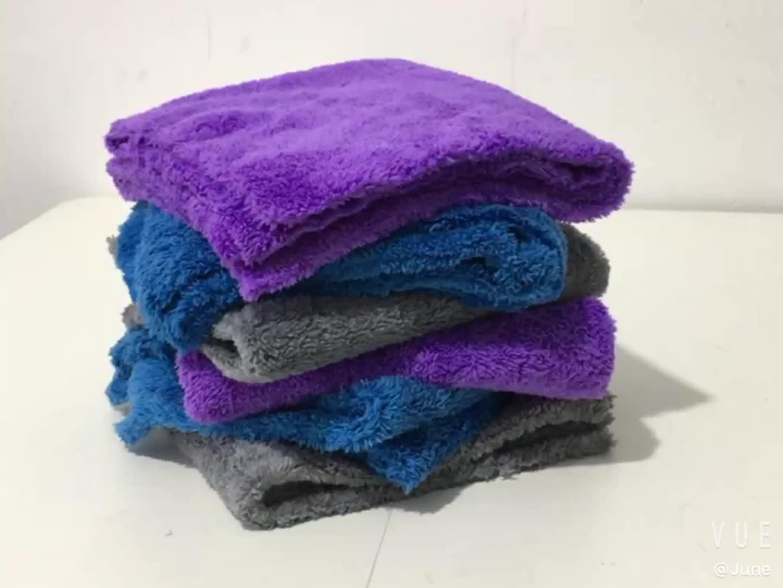 Coréia Professional 70/30 Macio 470gsm ÁGUIA EDGELESS Microfibra Panos de Polimento Polimento Toalha de Limpeza da Lavagem Do Carro Auto Detalhando