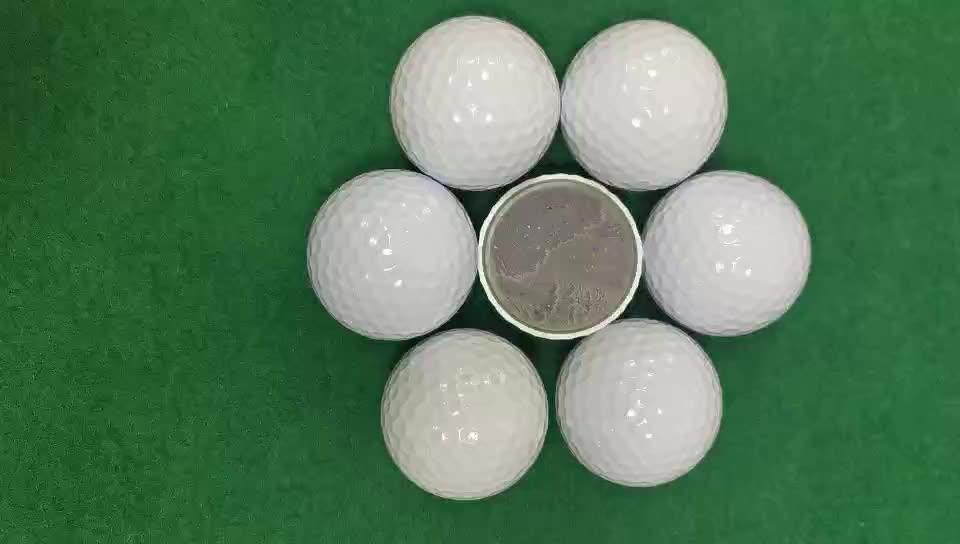 Alta calidad amason Venta caliente de pelota de golf de pelotas de golf