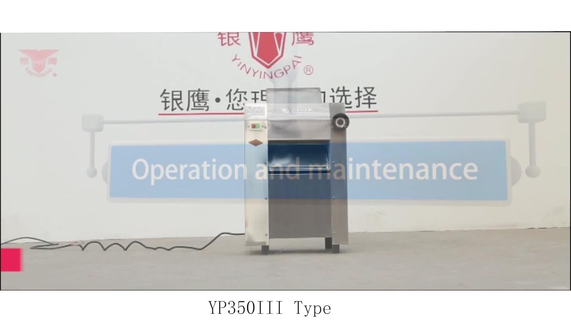 Yinying  500mm  Pizza Dough Press Sheeter/Dough Pressing Machine