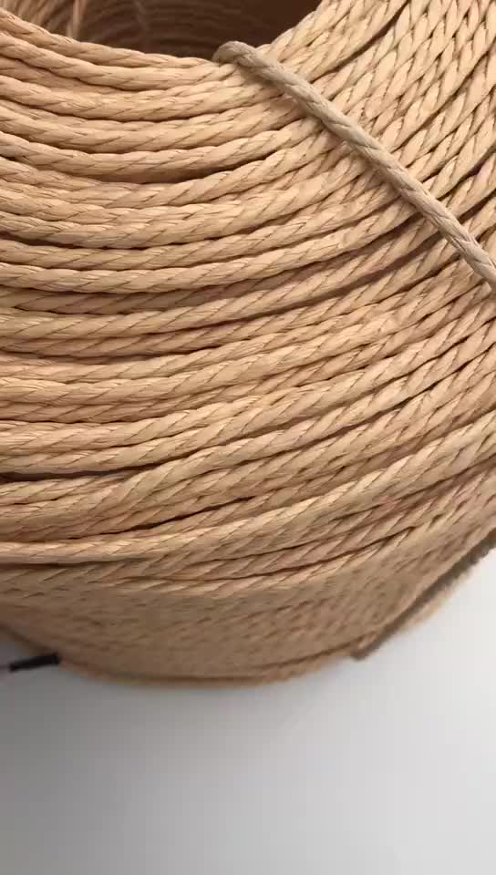 2020 hot sale economic danish paper cord for chairs online shopping
