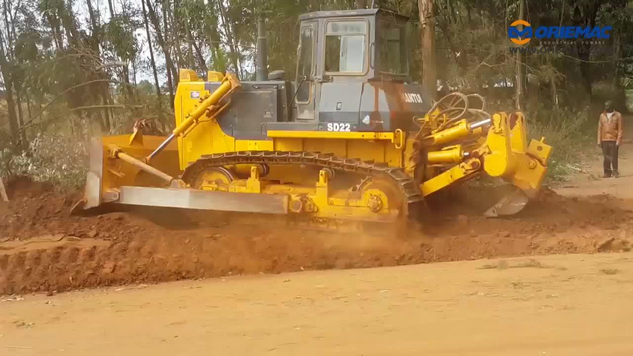 SHANTUI SD22F Lumbering Bulldozer Cheap Tractor Bulldozer Price in India