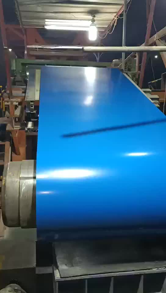 Gutter Prepainted Pvdf Coated Aluminum Coil Color