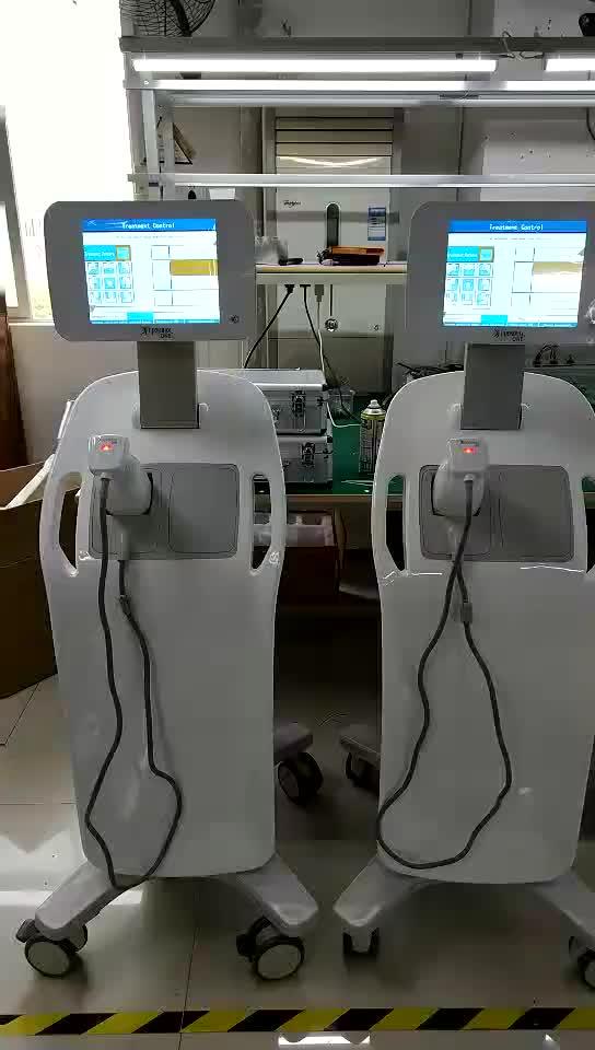 The factory  price  HIFU liposonix slimming  body machine with CE