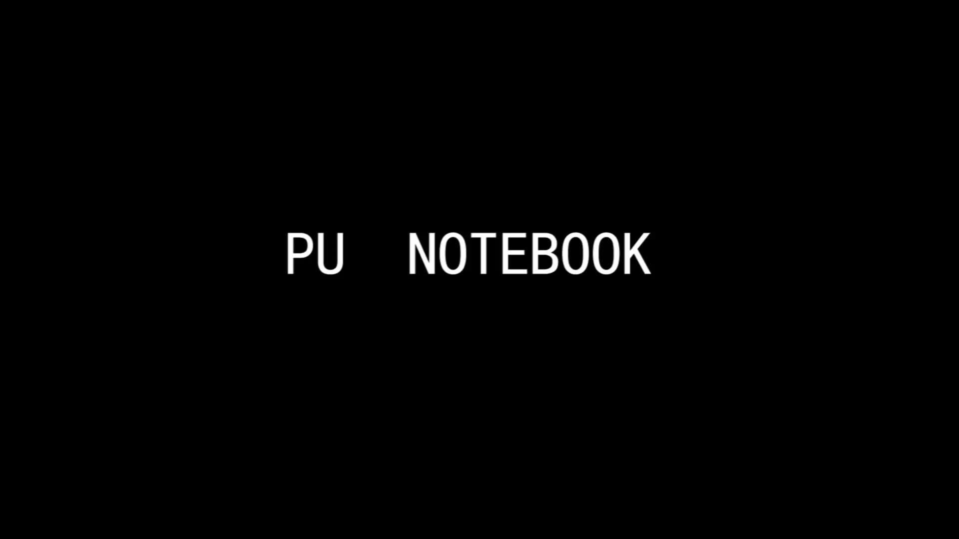 Nuove Idee di Prodotto 2019 Cancelleria Hardcover Studente Diario Note Book, Personalizzato A5 Cuoio DELL'UNITÀ di elaborazione di Scuola Notebook/