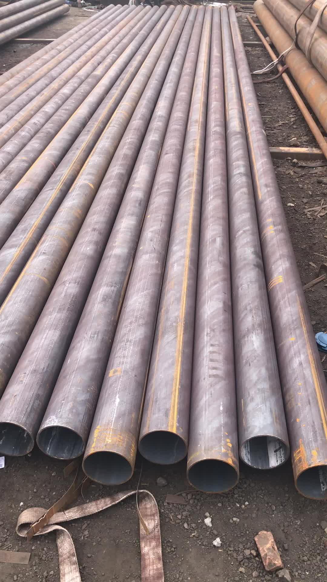 Tianjin SS Gruppo 10 #20 #45 # API 5L Lega di Tubo di Olio e Gas API 7L In Acciaio Al Carbonio tubi In Acciaio senza saldatura