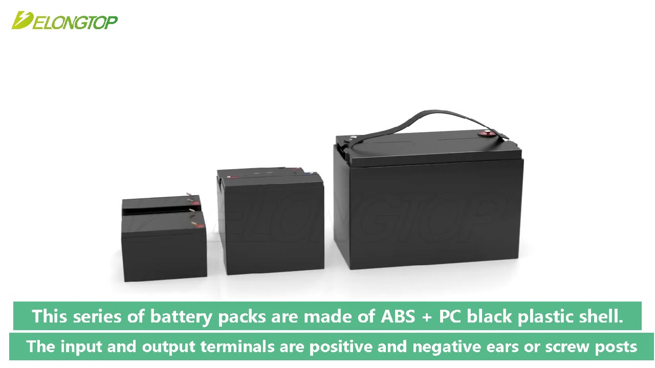 12V 16ah 18650 Lithium Ion Battery Pack With BMS and Case for Electric Sprayer/Fishing devices
