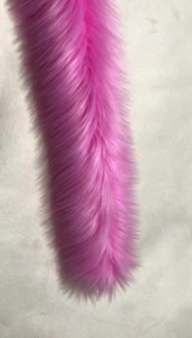 deformable waistband fox tail cosplay