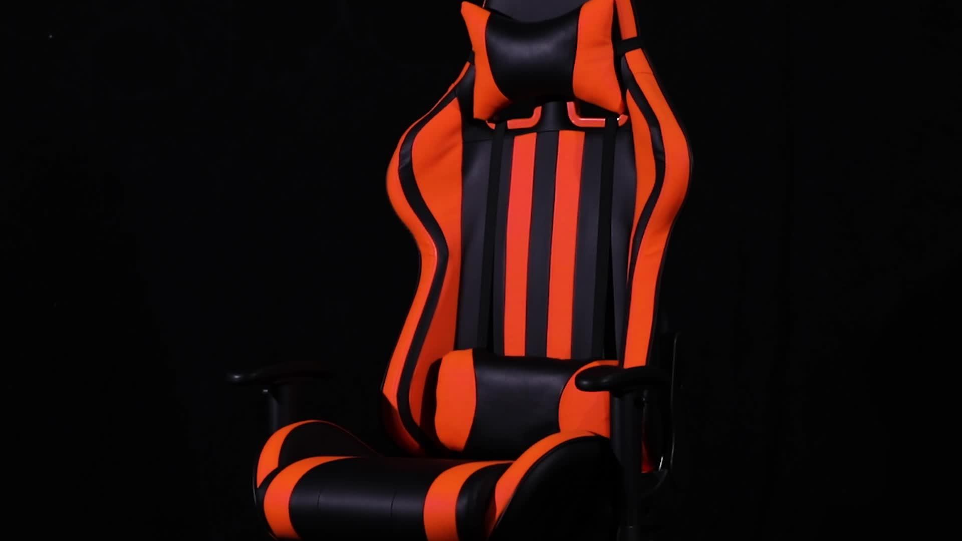 2019 नवीनतम डिजाइन फैक्टरी मूल्य सस्ते गेमिंग कुर्सी अनुकूलित पीसी कंप्यूटर खेल रेसिंग गेमिंग कुर्सी