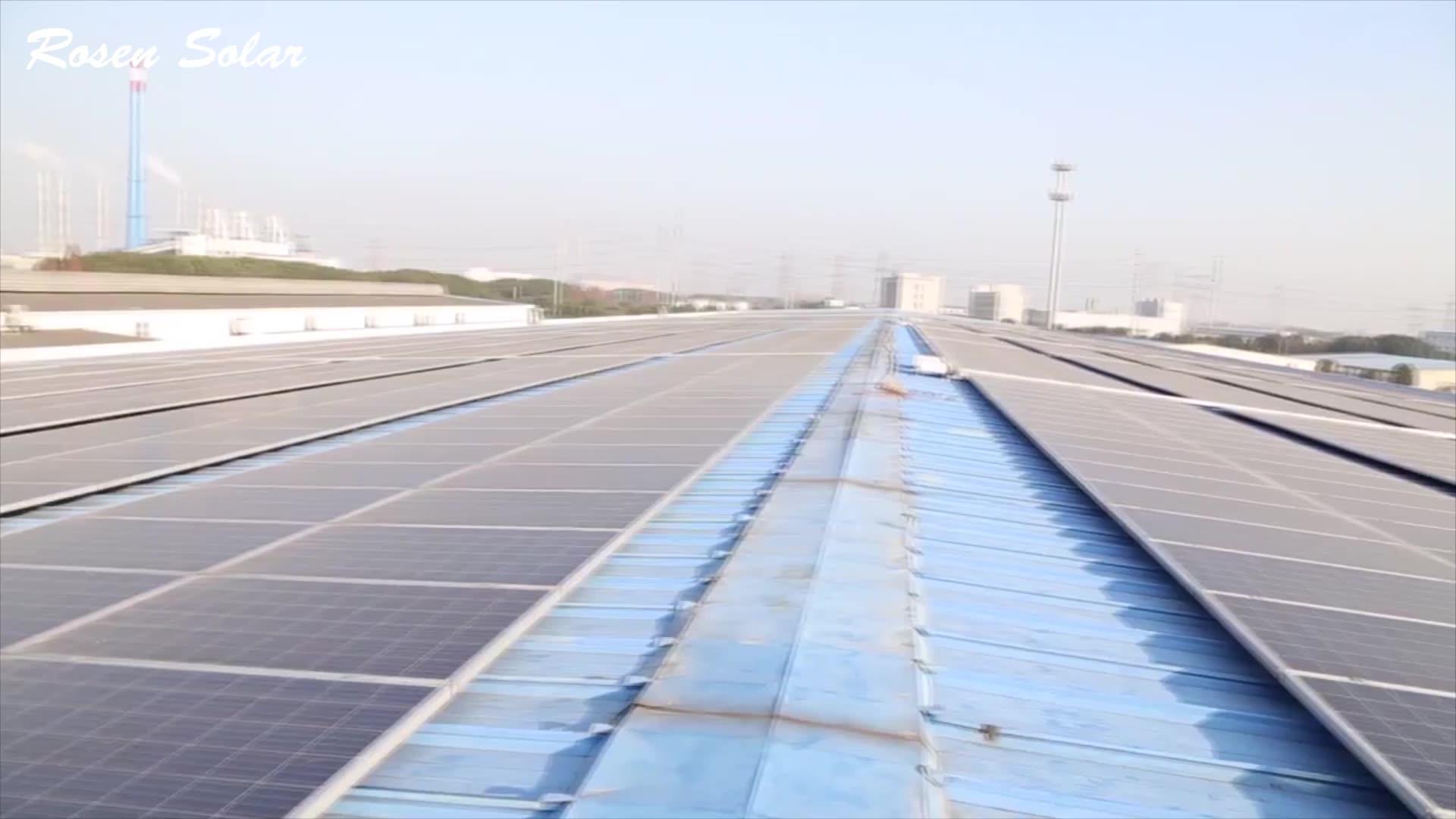 Rosen Solar System On Grid 3KW Solar Power Energy System