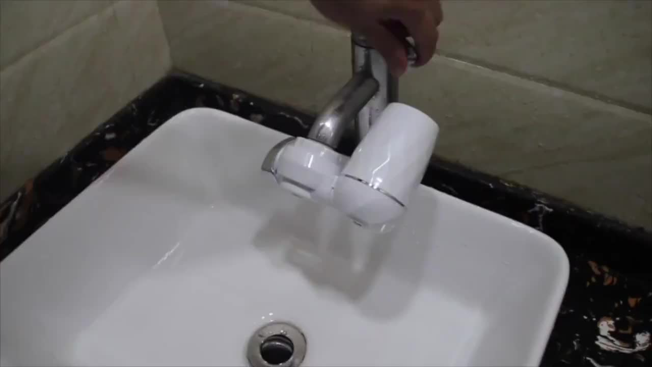 2018 nuevo Almorcé grifo filtro de agua