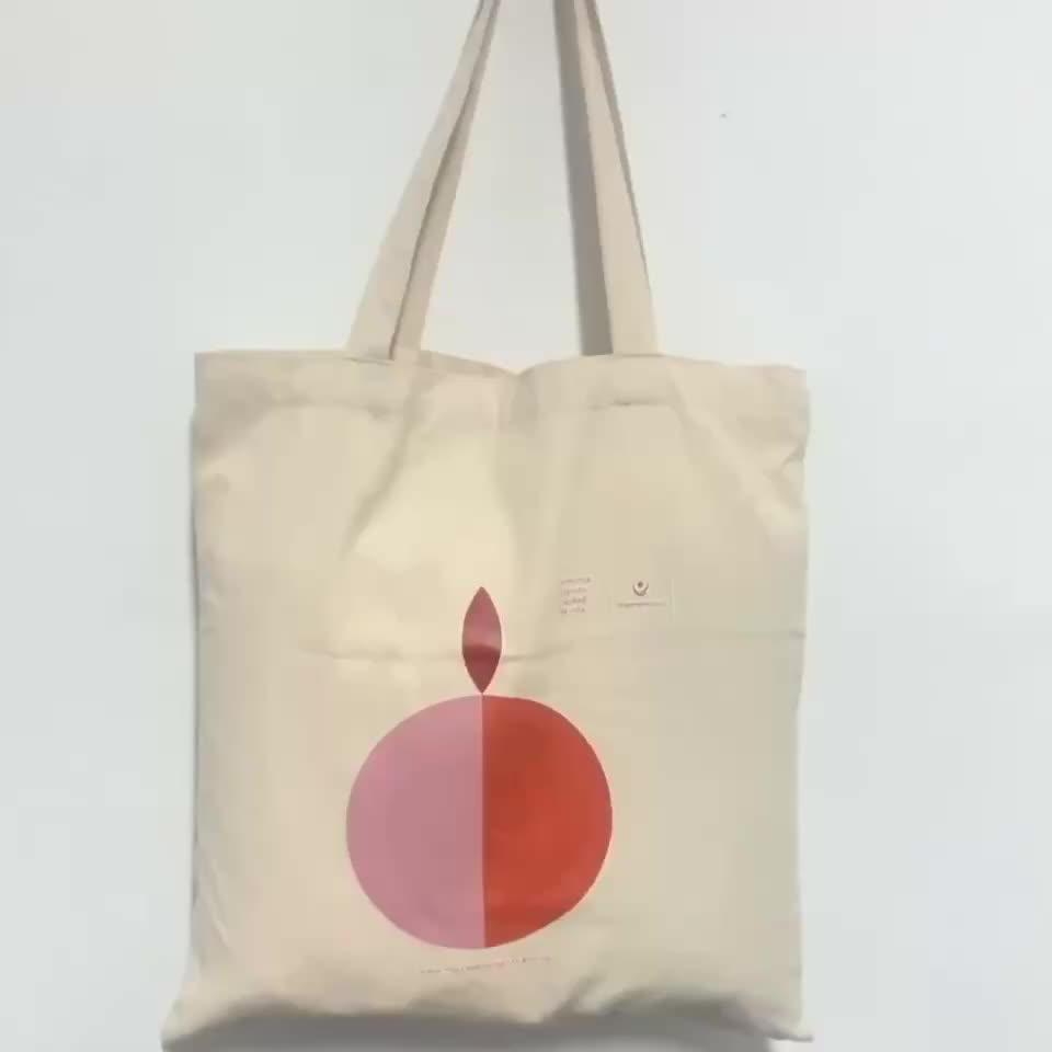 シンガポールオーストラリア熱い販売カスタム高品質カラードコットンバッグ
