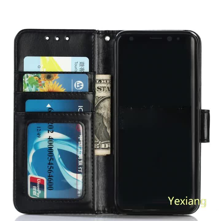 For Alcatel Flash 2 Leather Case,Mobile Accessories, Cell Phone Case Wholesale