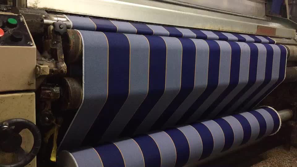 البوليستر المظلة حل نسيج مصبوغ الأشعة فوق البنفسجية حماية قماش مظلة