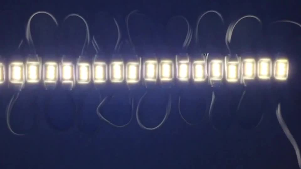 Good Price High Quality 3014 3leds 12V DC Outdoor IP65 Mini Size LED Injection Module For Letters