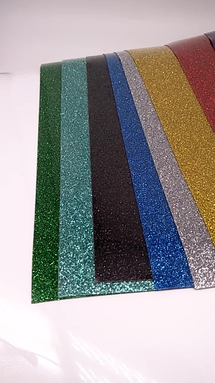 Wholesale Glitter Vinyl Transfer Glitter Heat Transfer