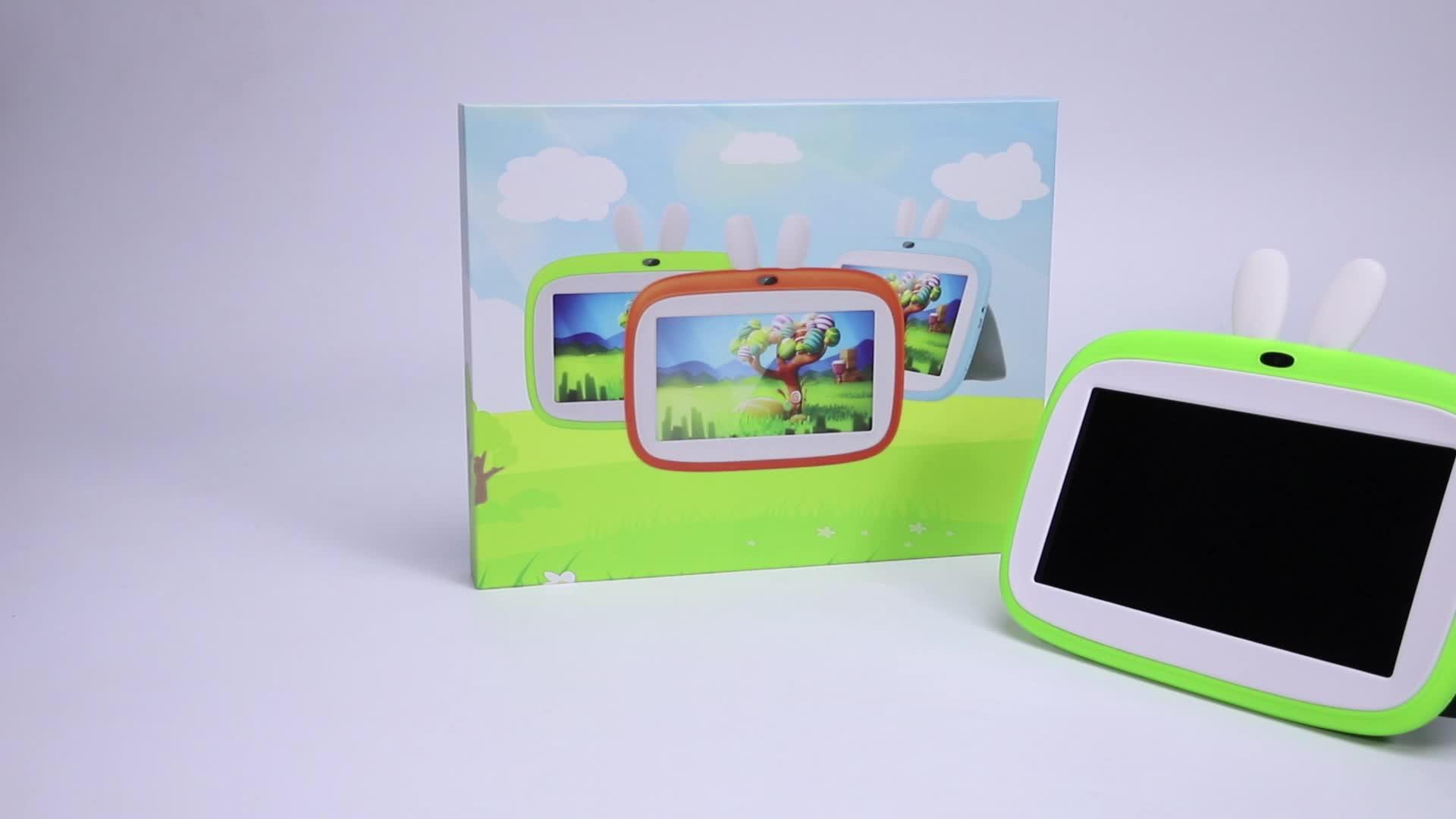 Veidoo RK3126C Tablet 7 Inch Private Model Learning Phablet Best Selling Smart Kids Tablet Pc