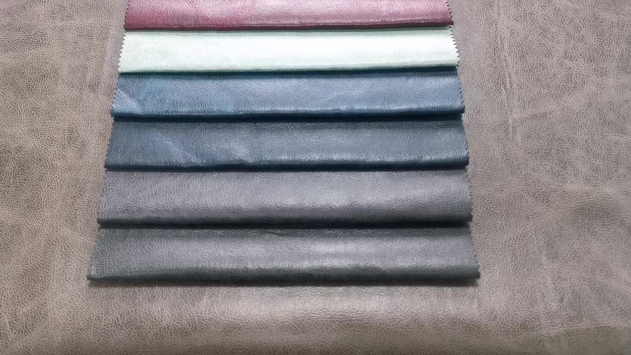 China Manufacturer 100 Polyester New Technology Bronzed FDY velvet, fabric for sofa