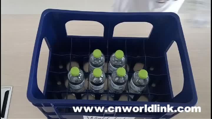 24 Flaschen Hochwertige Plastikgetränkekiste