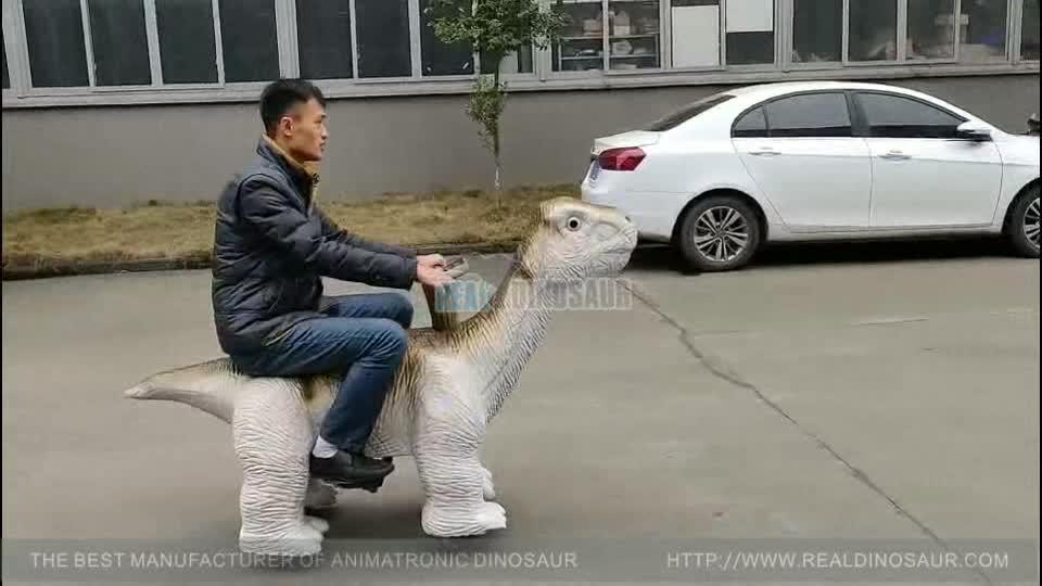 อื่นๆสวนสนุกผลิตภัณฑ์ Ride On สัตว์ของเล่น