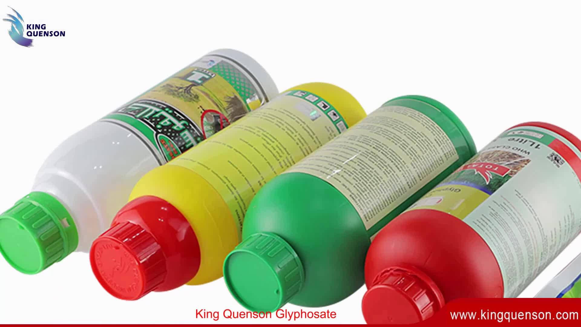 Flüssiges Sulfosulfuron-Herbizid-Glyphosat 95% Tech 62% Ipa 41% SL 30% SL