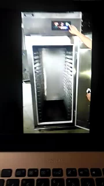 Yoslon comercial pan panadería prueba de máquina refrigerada dinero retardador de prueba