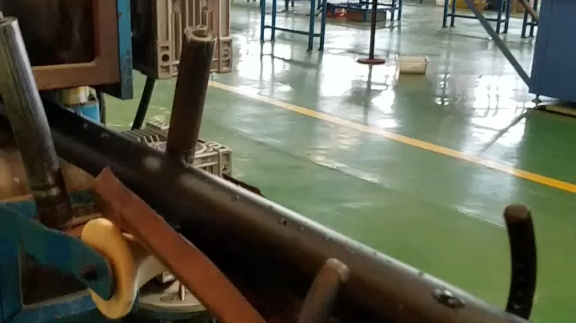 EN 856 4SP üstün hidrolik hortum yüksek basınçlı boru