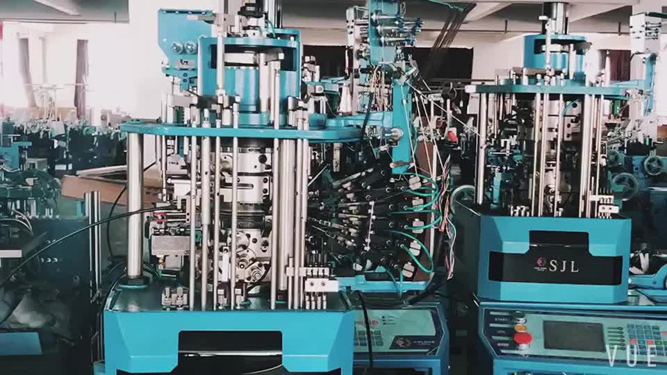 Quality Guarantee Automatic Double Cylinder Jacquard Sock Knitting Machine