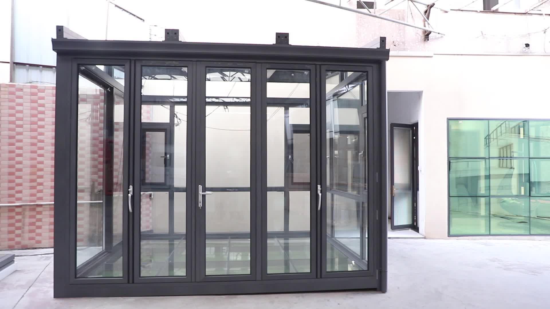 מודרני בית חלון עיצוב 6mm זכוכית כהה שמות של אלומיניום פרופיל windows גודל מותאם אישית מיאנמר אלומיניום חלון