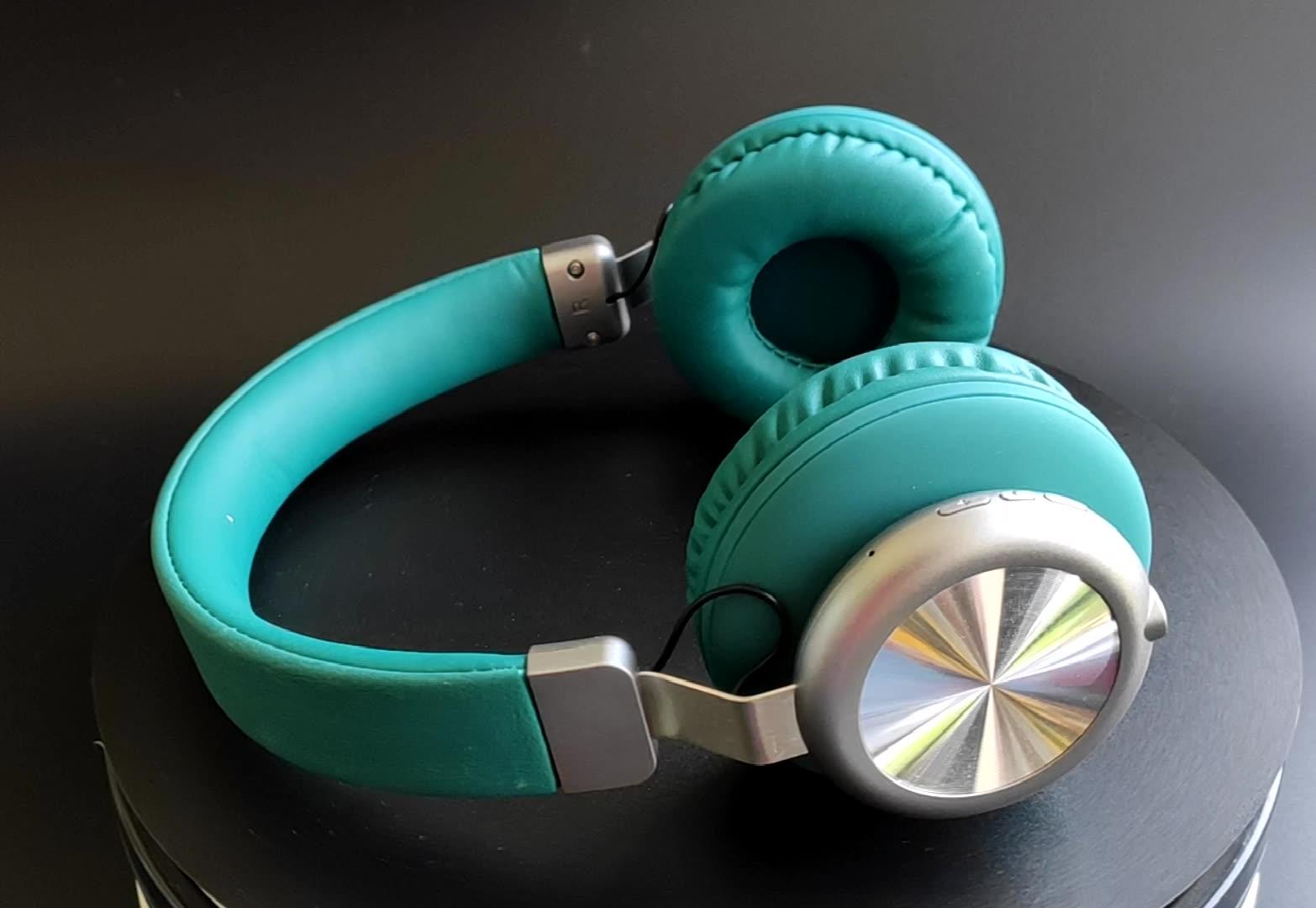 Écouteurs de jeu sans fil   2020, vente en gros, écouteurs de casque antibruit avec Logo personnalisé
