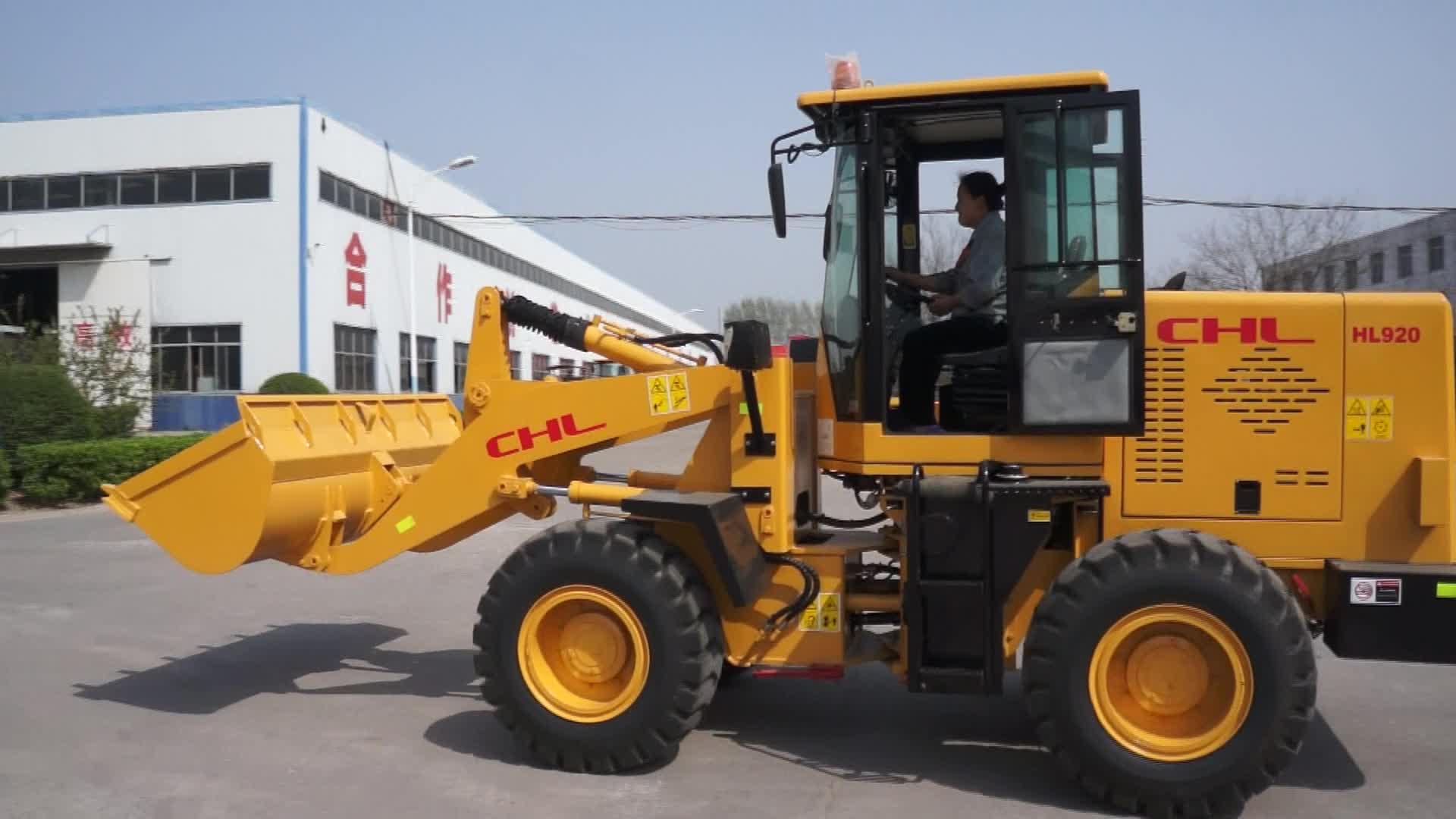 Mini Pala Tipo e Pale Gommate Tipo di Movimento mini skid steer loader