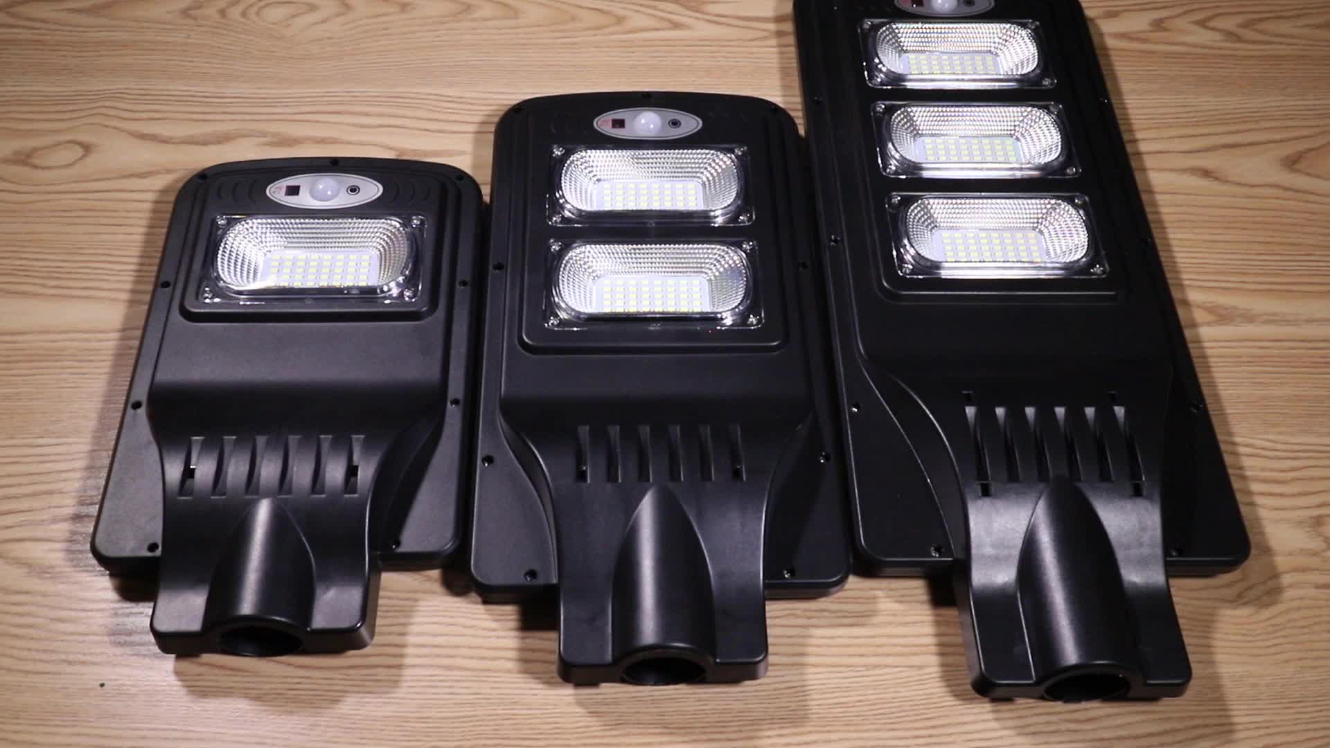 HUAPAI High Performance Wholesale 20W All In One Led Solar Street Light