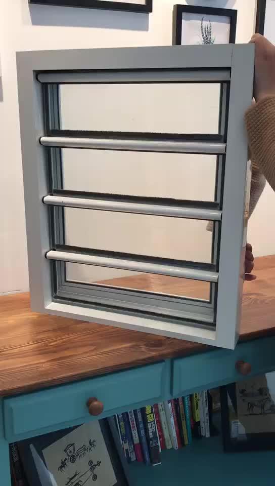 Glass louver windows manufacturer window motor pivot door