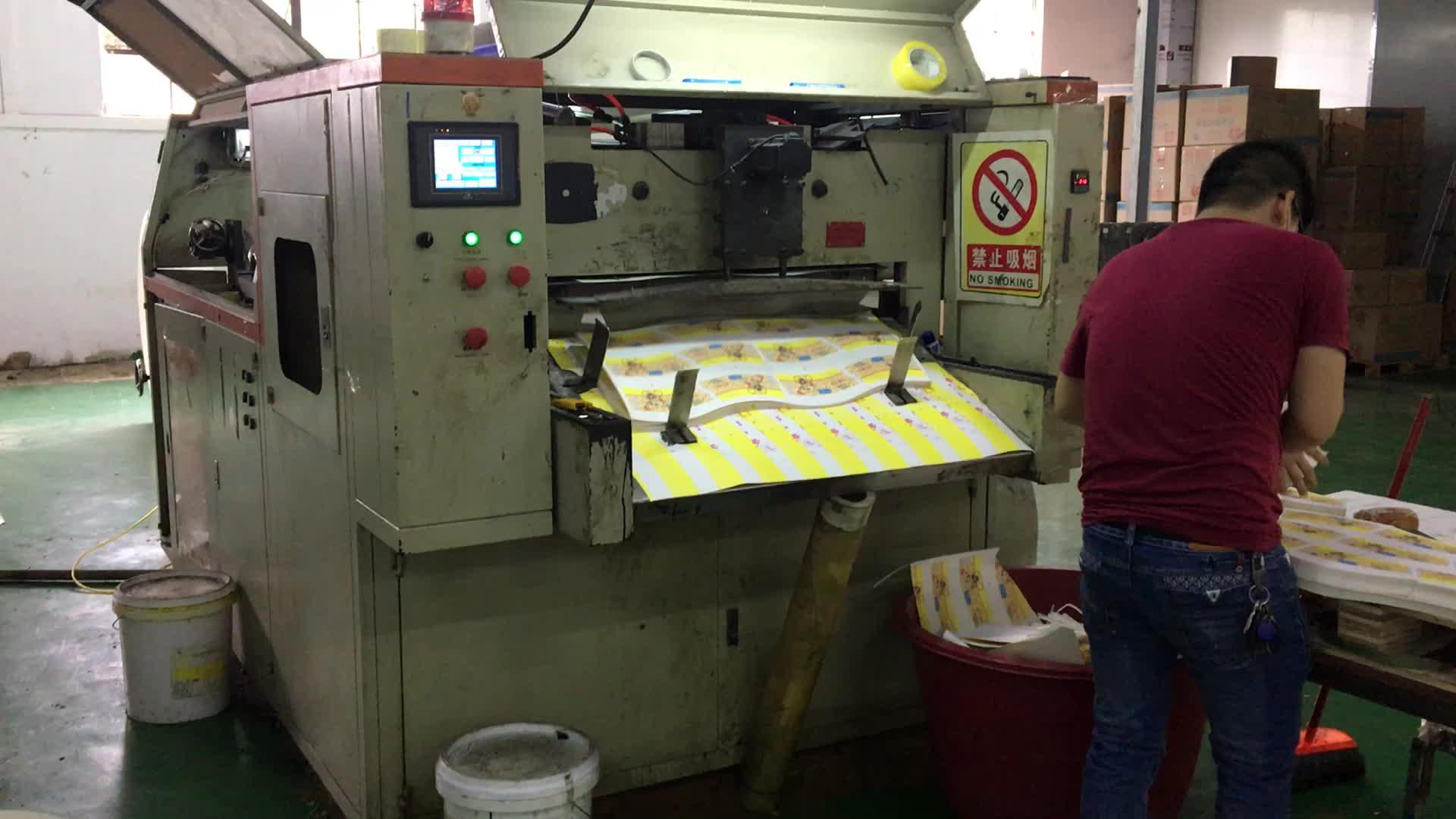 Rohstoffe für Pappbecher / Heiß verkaufende Pappbecher Rohmaterial Einzelne PE-beschichtetes Einweg-190g / 210gsm-Pappbecher-Ventilator