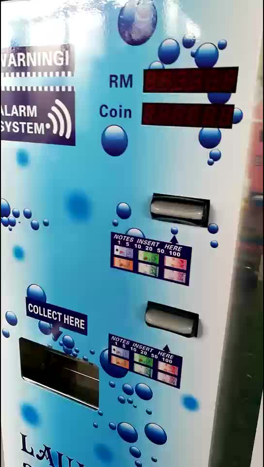 ATM Token Coin Change Machine Currency Exchange Machine Token Vending Machine