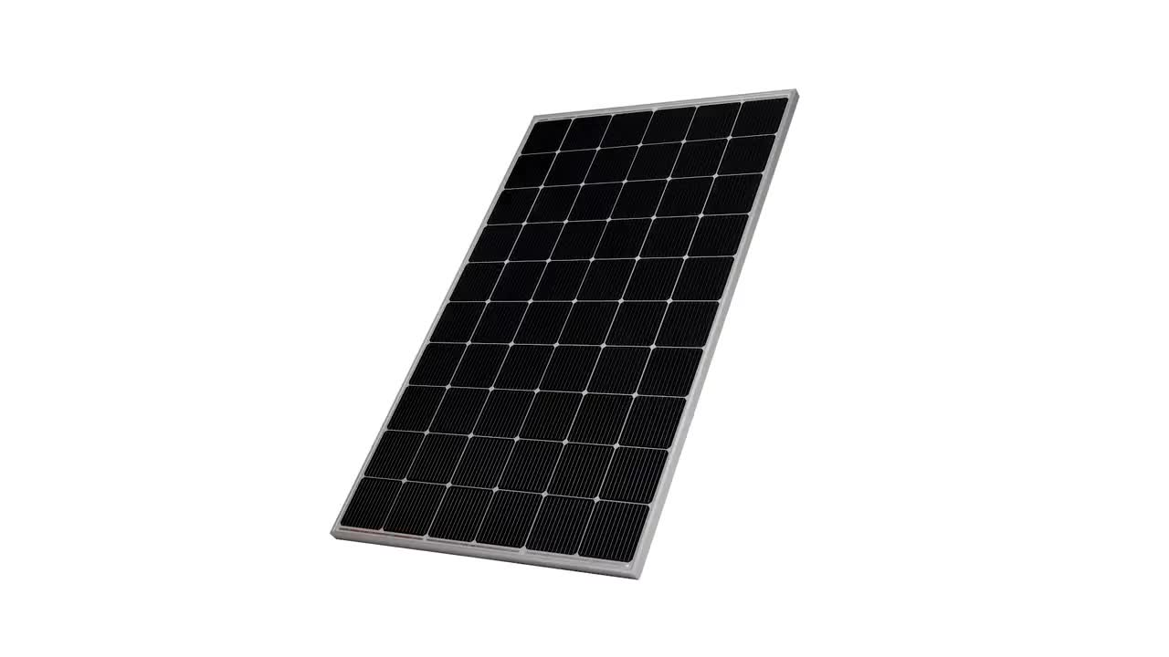 Amensolar Solar photovoltaic products 345W Hot selling mono solar panel for home solar system