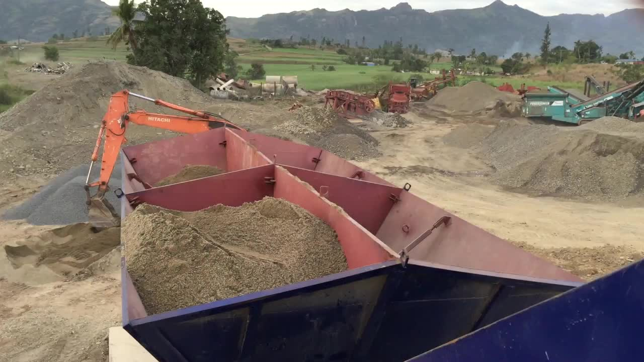35m3/h Manufacturers Price Small Portable Middle Mobile Ready Mix Cement Concrete Batching Plant