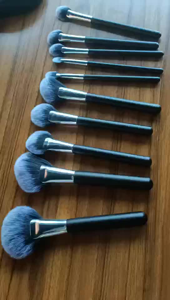 Private Label Face Makeup Brushes Makeup Brush Set with Factory Price Free Sample Welcome
