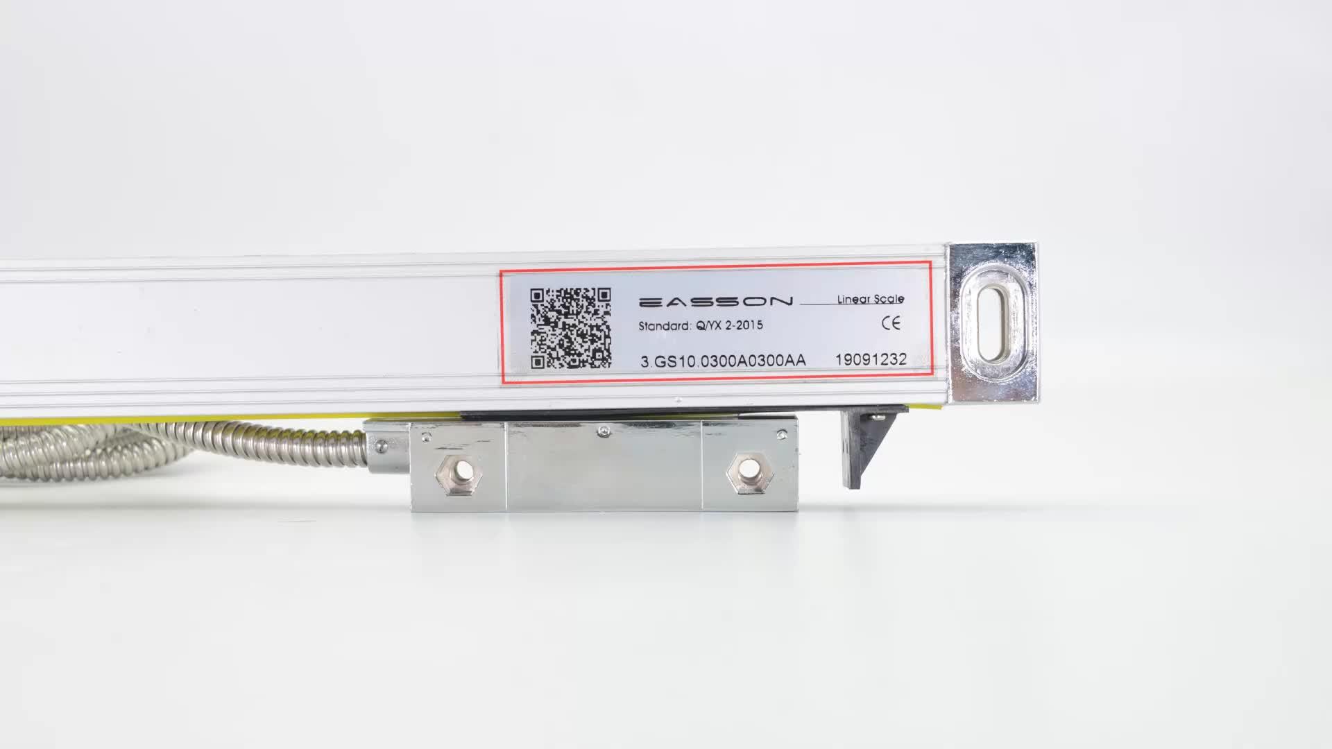 Easson 5V Plc Lineaire Schaal Digitale Optische Magnetische Lineaire Encoder Voor Frezen Draaibank Machine