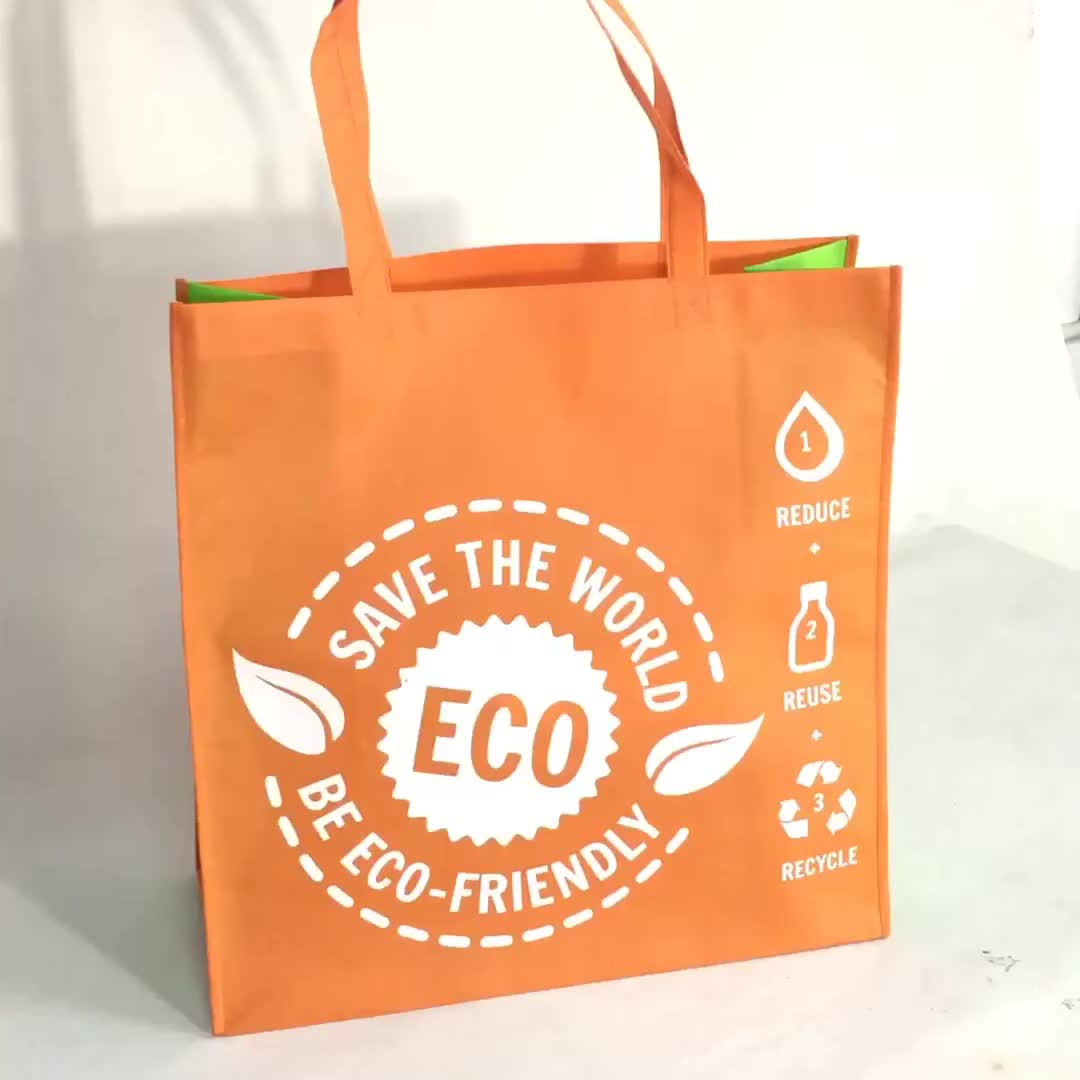 quality chinese products non-woven promotional custom shopping bag new products