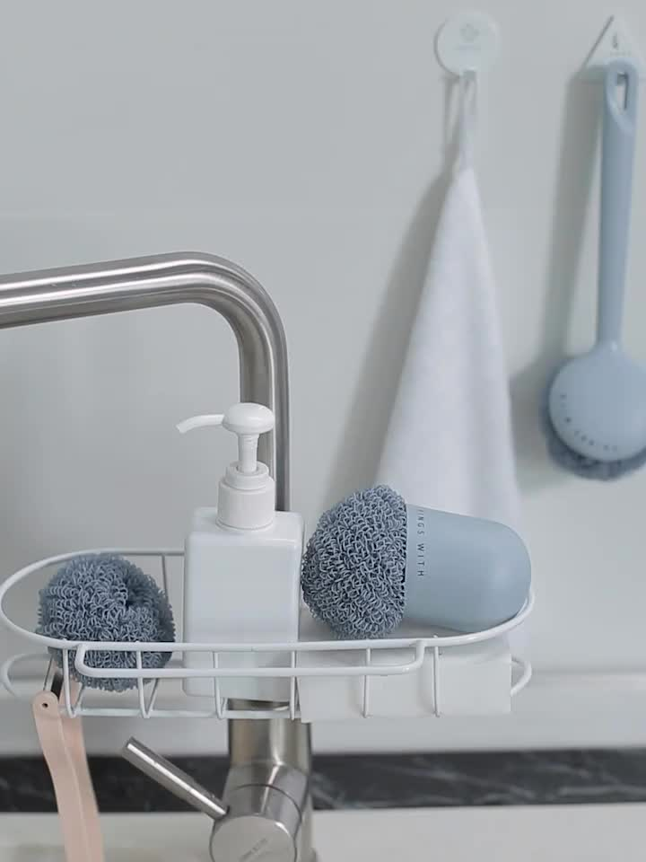Good-looking Practical Polyester Ball PP long handle cleaning brush
