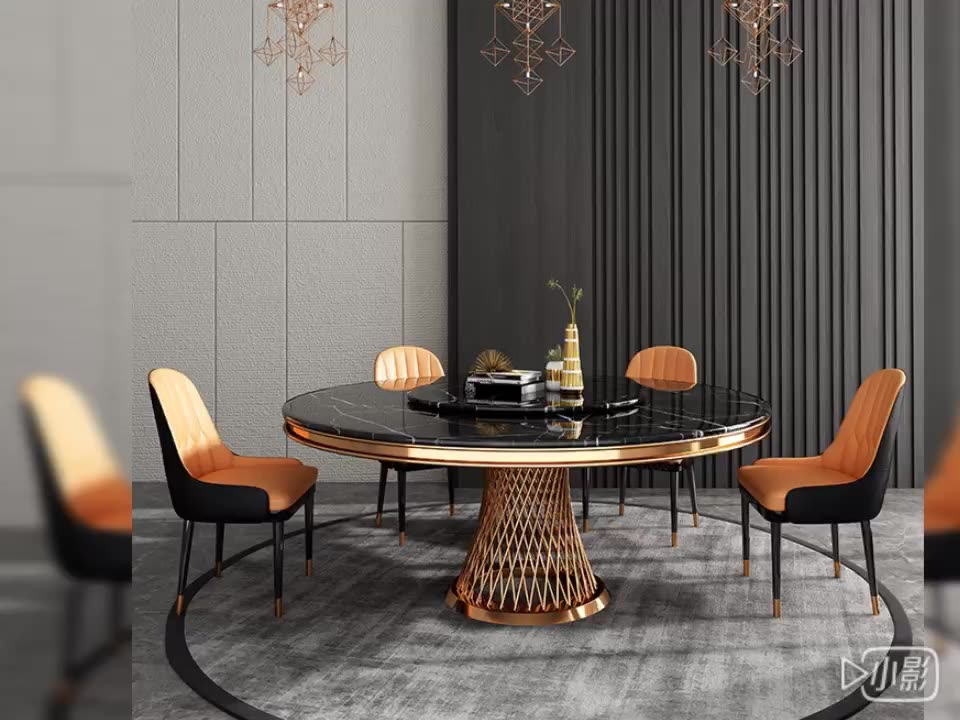 Marble Dining Table Metal Dining Table Dining Sets