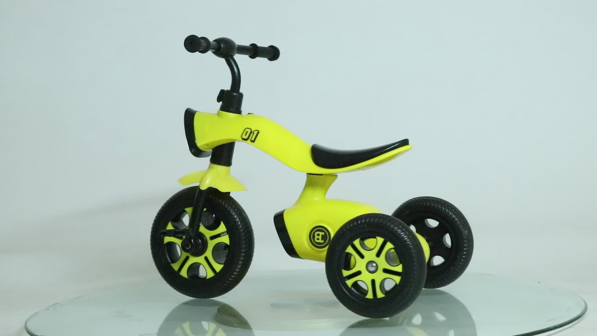 High quality of baby scooter 3 in 1 kids ride on car