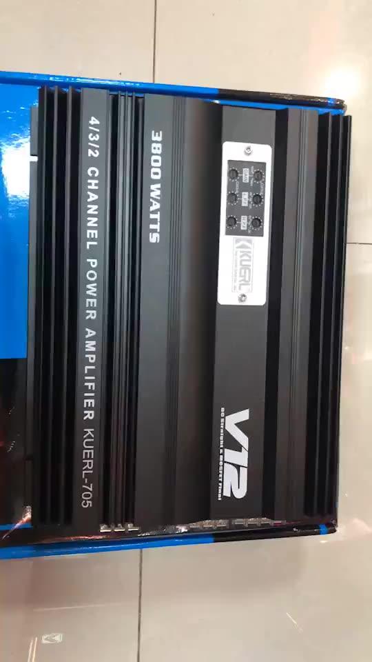 Высокое качество автомобильный аудио усилитель мощности 12V для автомобиля mosfet ODM автомобильный усилитель 4-канальный видеорегистратор