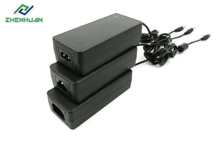 ZHpower 12 v 5a ac dc adaptörleri seviye VI 60 w güç kaynağı 12vdc5a modeli ZF120A-1205000