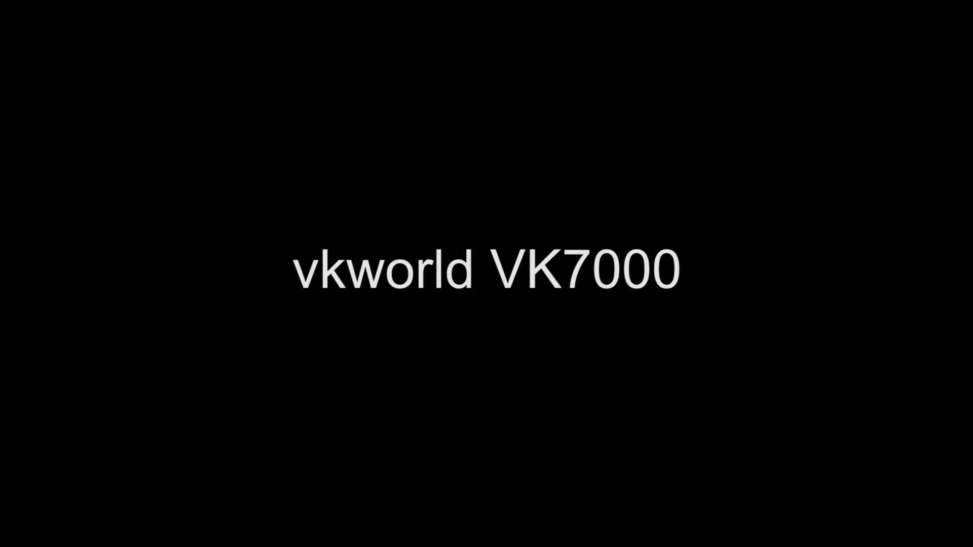 Hot Sale Celulares Smartphones 4G 5.2'' Corning Gorilla Glass 5 VKworld VK7000 Waterproof IP68 Android Wireless Charge phones